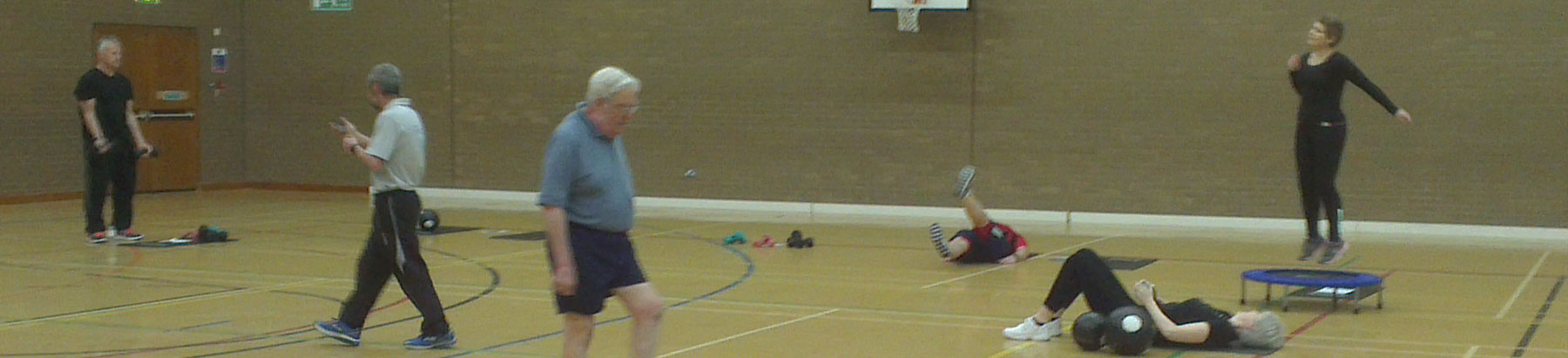 Supporting cancer patients with fitness and well-being